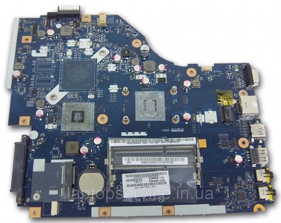 Acer aspire 5253 P5WE6 Материнка.