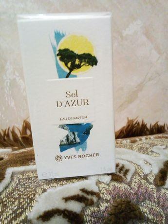 """Парфюмированный""""Sel d'Azur"""",Ив. Роше, 30мл."""