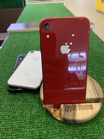IPhone Xr 128 Red Neverlock Гарантия до 12 мес Магазин