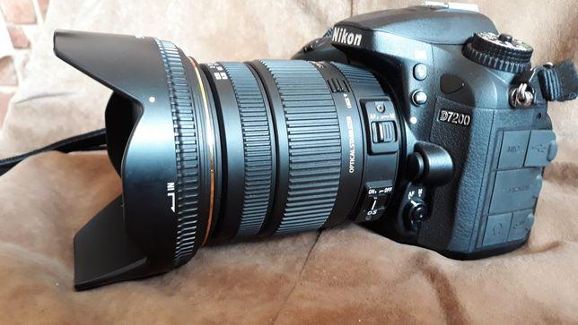 Sigma 17-50 F2.8  Nikon EX HSM
