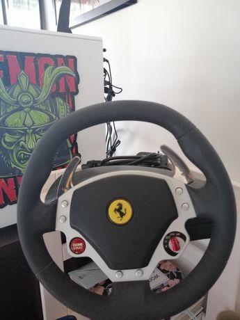 Volante Ferrari F430 Force Feedback PC/Playstation 3