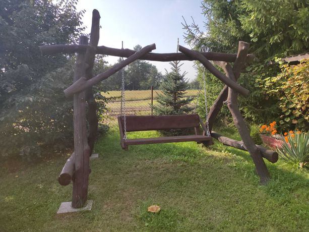 Drewno na meble ogrodowe