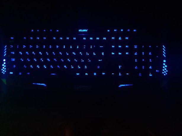 Игровая клавиатура с подсветкой M200
