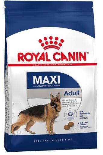 ROYAL CANIN maxi adulto - Comida para Cão / Ração para Cão