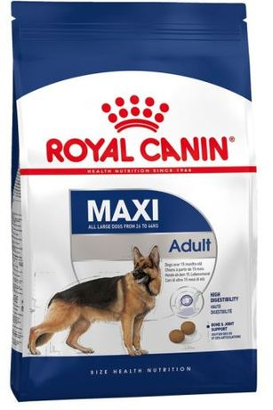 ROYAL CANIN maxi adulto