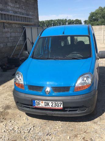 Renault Kangoo розборка шрот автошрот запчасти кенго Nisan kubistar