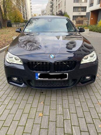 BMW 520d xDRIVE M sport. HEAD UP, keyless go