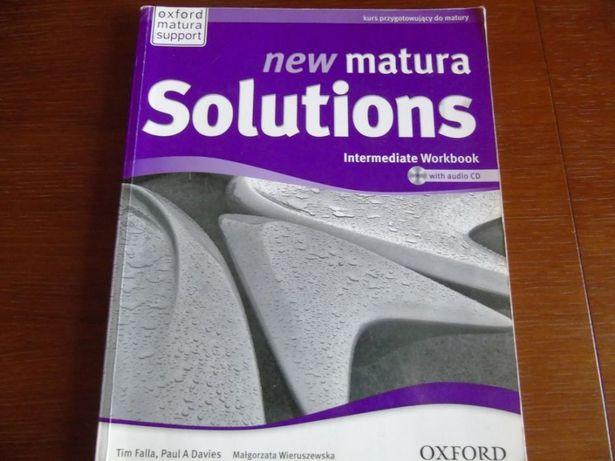 new matura solutions ćwiczenia