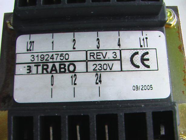 Трансформатор TRABO 31924750 220/12v/24v