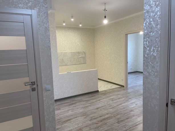 2комн.квартира  с ремонтом  Вид на море Новый дом