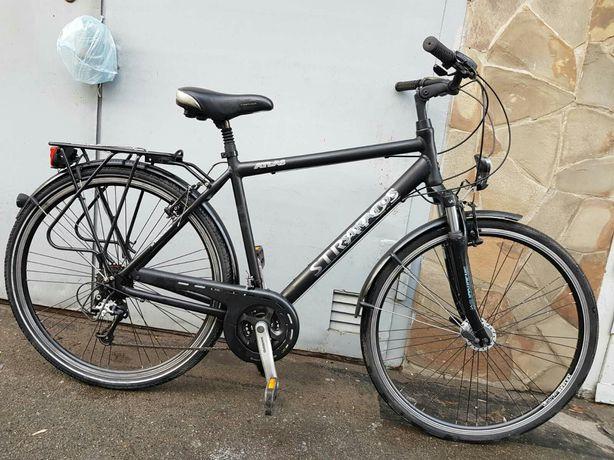 SRATOS atlas 28 немецкий качественный велосипед. Есть Cube.Scott.TREK