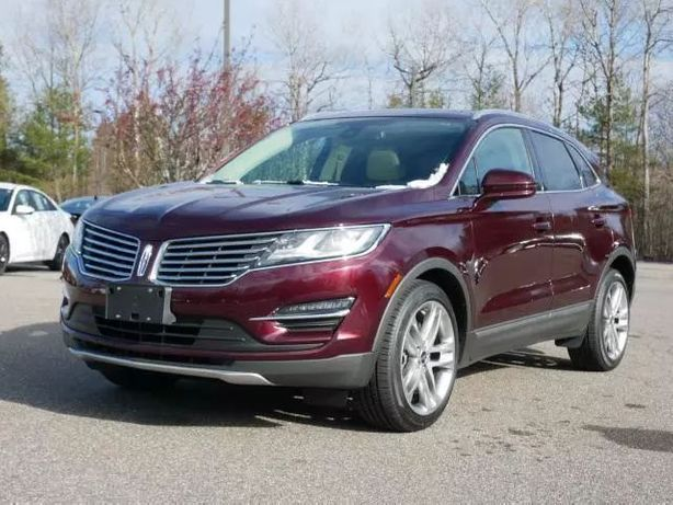 2016 Lincoln MKC AWD 2.0