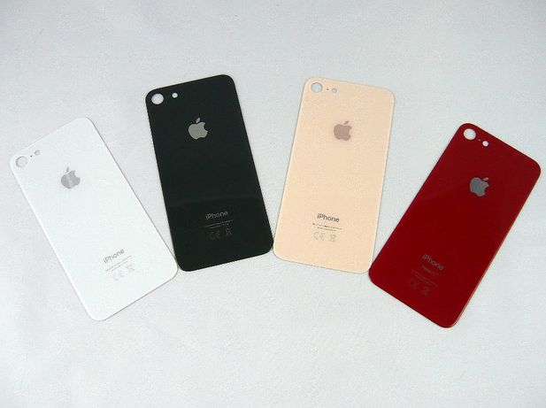 IPhone 8 szyba szybka tył panel klapka tylna