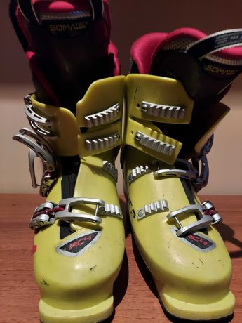 Używane buty narciarskie Fischer rozmiar 24,5 cm