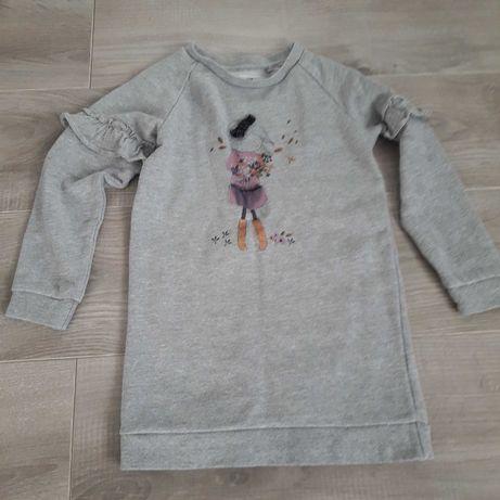 tunika dla dziewczynki ,  bluza , bluzka 116