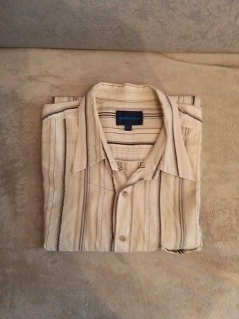 Koszule męskie 5 szt duży rozmiar