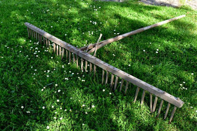 Grabie drewniane ścierniskowe