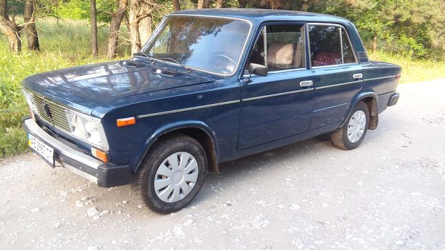 Продам ВАЗ 2106 на газу