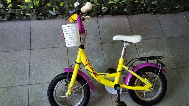 Велосипед  Leader Princess Возраст:  2-6 лет