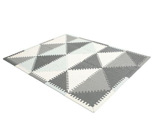 Mata piankowa edukacyjna do zabawy eva puzzle 127x157cm # ECOEVA005