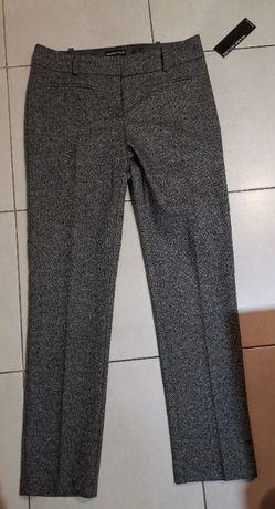 Eleganckie spodnie na kant