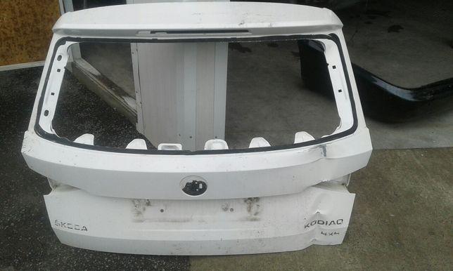 Кришка багажника Skoda Kodiaq