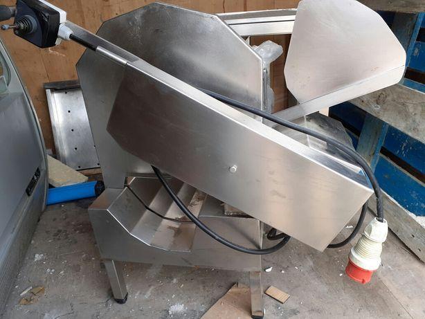 Máquina de corte de  peixe