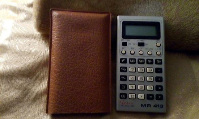 Sprzedam kalkulator .