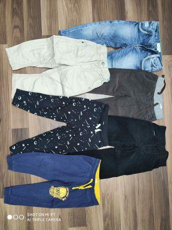Ubranka dla chłopca r.98