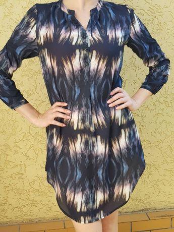 Платье туника лёгкая