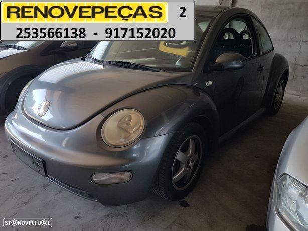 Peças Volkswagen New Beetle 1.9tdi 100cv de 2002