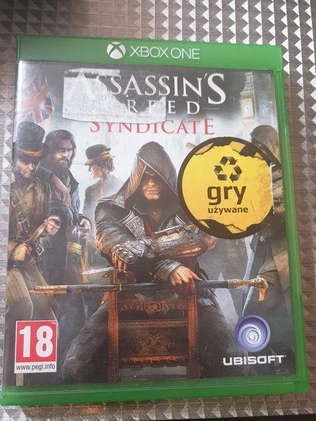 ASSASSINS'S CREED SYNDICATE Xbox one. Możliwa wysyłka