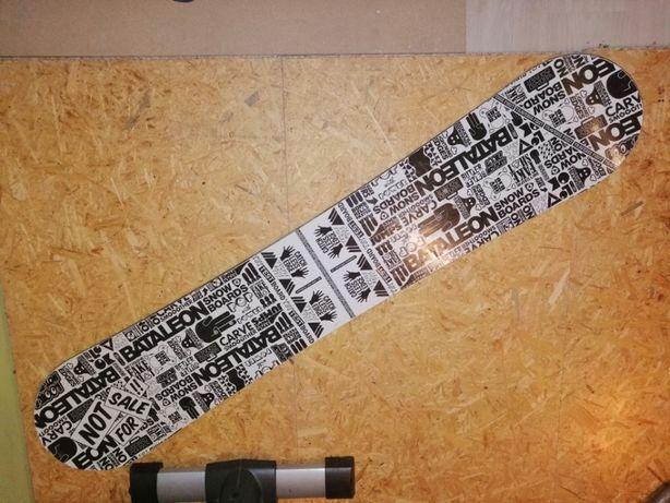 Deska snowboardowa Bataleon 149 cm