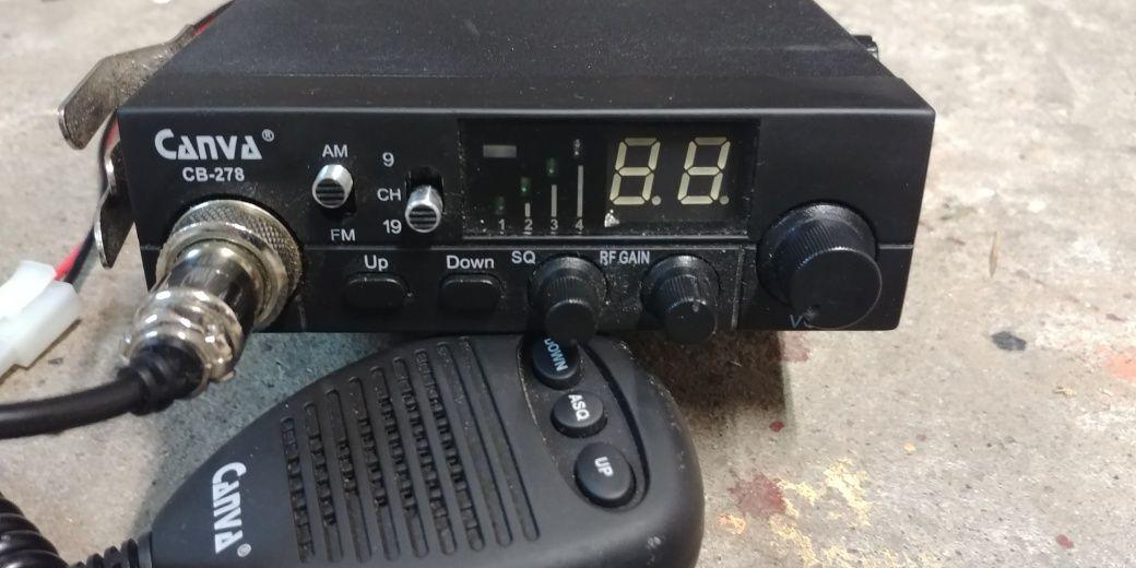 Radio CB CANVA CB-278