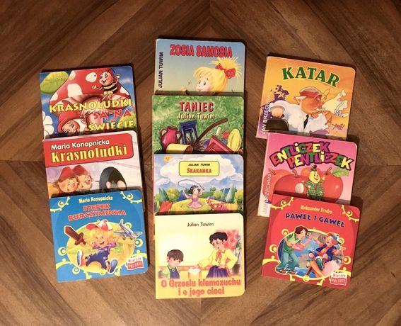 Książki wiersze dla dzieci zestaw Tuwim, Brzechwa