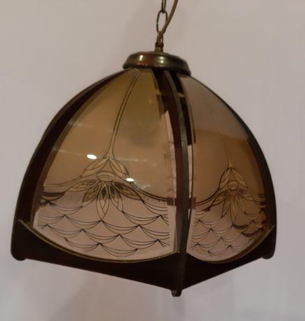 Żyrandol, lampa ..