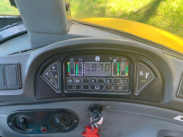 wyświetlacz, zegary, wskaźniki boczne new holland NH95. LB95, LB115