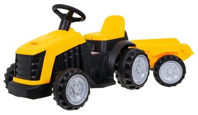 Traktor z Przyczepą na akumulator