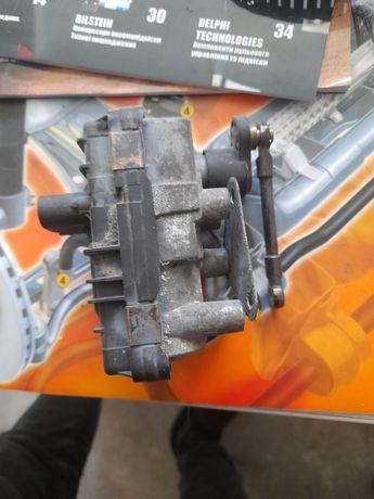 Сервопривод турбины g59 форд транзит, кастом