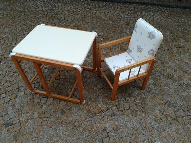 Mesa + Cadeira Criança