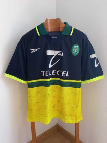 Camisola Oficial Sporting CP 1998/1999 Reebok