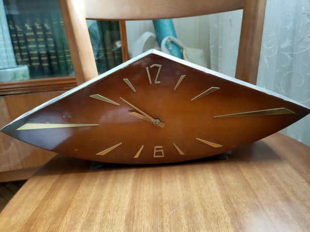 Часы настольные ссср, под ремонт