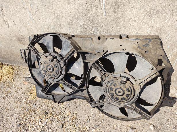 Вентилятори радіатора Chrysler voyager 1996-2000
