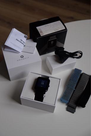 Продам смарт-часы Amazfit Bip Black (умные часы, фитнес-трекер)