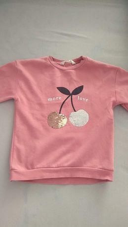 Bluza dziewczęca H&M