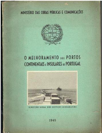 6544 -O Melhoramento dos Portos Continentais e Insulares de Portugal