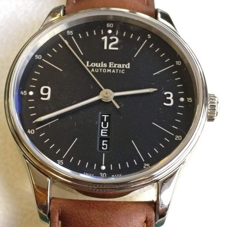 Relógio Louis Erard, automatico, modelo Heritage