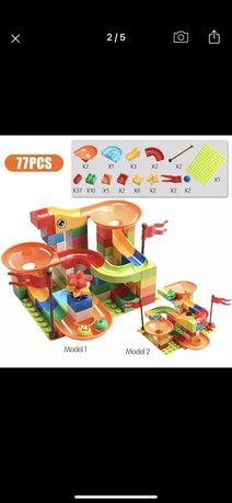 Klocki kompatybilne z Lego Duplo 77 sztuk!!