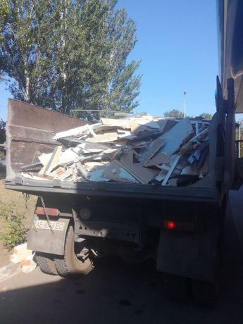 Продажа мешков, Вывоз мусора