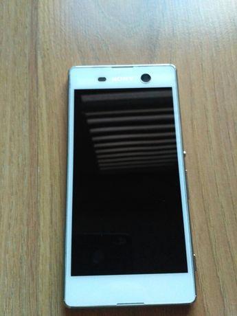 Wyświetlacz Sony Xperia M5 (nowy biały)